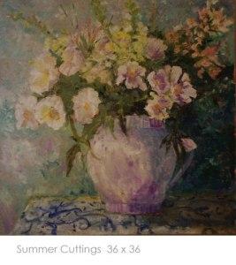 Paintings by Vicki Bartholomew, Nashville painter